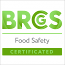 BRCGS-certified